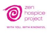 Zen Hospice Project. With You. With Kindness.
